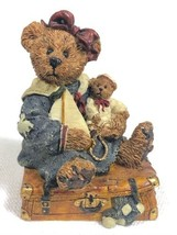 "Boyds Bears & Friends ""..A Journey Begins With a Single Step""  Figurine ... - $9.79"