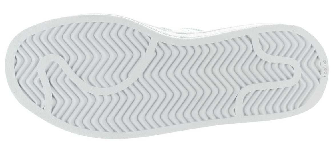 Adidas Superstar II Misura C USA 1.5 M (Y) Eu 33 Bambino Ragazza Giovanile