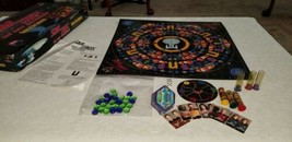 Vintage Star Trek The Next Generation Game Of The Galaxies  Board Game 1... - $12.86