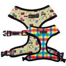 Oui Oui Frenchie Reversible Harness - 80s - $31.99
