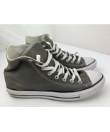 Converse All Star Chuck Taylor High Mens Size 10.5 Womens 12.5 Charcoal ... - $24.74
