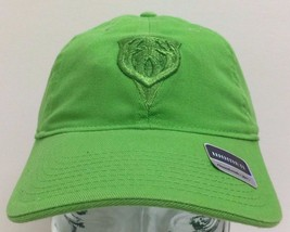 Milwaukee Bucks Women's Green Adjustable Strap Slouch Reebok Hat Cap NWT... - €14,05 EUR