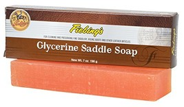 Fiebing's Glycerin Saddle Soap Bar, 7 oz - $10.94