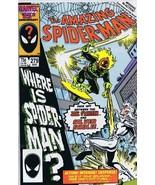 Amazing Spiderman #279 ORIGINAL Vintage 1986 Marvel Comics Jack O'Lantern - $13.99
