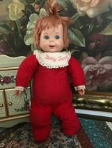 Mattel Baby Secret Doll WORKS 100% Whispers Talks Pull String SCARY Vint... - $478.74