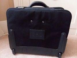 Samsonite Black Mobil Office Rolling Travel Laptop Case image 6