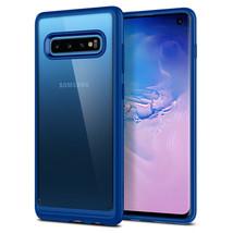 Galaxy S10/ S10 Plus/ S10e Spigen® [Ultra Hybrid] Clear Shockproof Case ... - $30.00