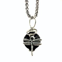 Lava Stone Diffuser Necklace Charms Dragonfly - €20,30 EUR