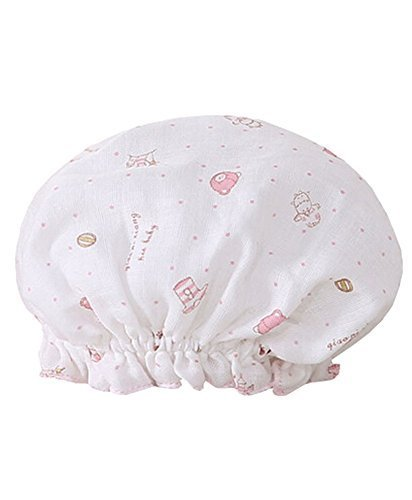 Summer Baby Hats/Caps Double Pure Cotton Cloth Caps [Pink 6715]