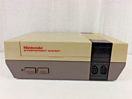 Original NES Nintendo 1985 NES-001 Console - For Parts Repair #3  - $15.00