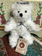 Boyds Bear Lil' HALEY Angel Handmade 1988-2006 Heirloom w Tags #573018 Retired - $67.50