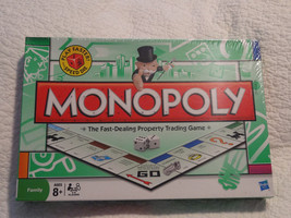MONOPOLY The Fast-Dealing Property Trading Game Play Faster Speed Die NE... - $9.01