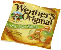 Werther's Original - Caramel Apple Filled Hard Candies - Net Wt. 5.5 OZ ... - $19.80