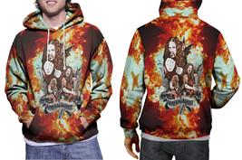 Dimebag darrell tribute  rip metal guitarist hoodie mens thumb200