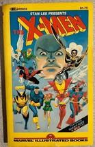 X-MEN paperback B&W Giant-Size X-Men #1 (1982) Marvel Books reprint pb 1st VG+F- - £10.38 GBP