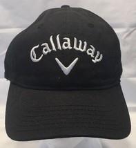 1364983eb5c Black Callaway Golf Hat Future Champions White Logo NWOT HTL -  14.99