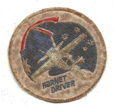 US Navy F-18 Hornet Driver Vintage Vietnam Patch - $11.87