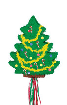 Christmas Tree Pull String Pinata - $14.49