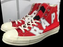 Converse Toronto Raptors Gameday Jersey Sneaker Chuck Taylor 70 194/250 (12 MEN) - $125.00