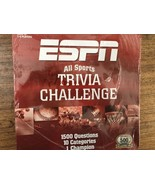 ESPN All Sports Trivia Challenge Board Game New Sealed !!!  2005 - $18.81