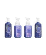 4 Bath & Body Works Black Tie Night Deep Cleansing & Shimmer Luxe Hand Soap - $25.99