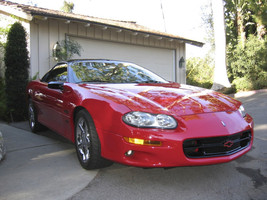 1998 Chevrolet Camaro Z28 Coupe For Sale In Mooresville, NC 28115 image 1