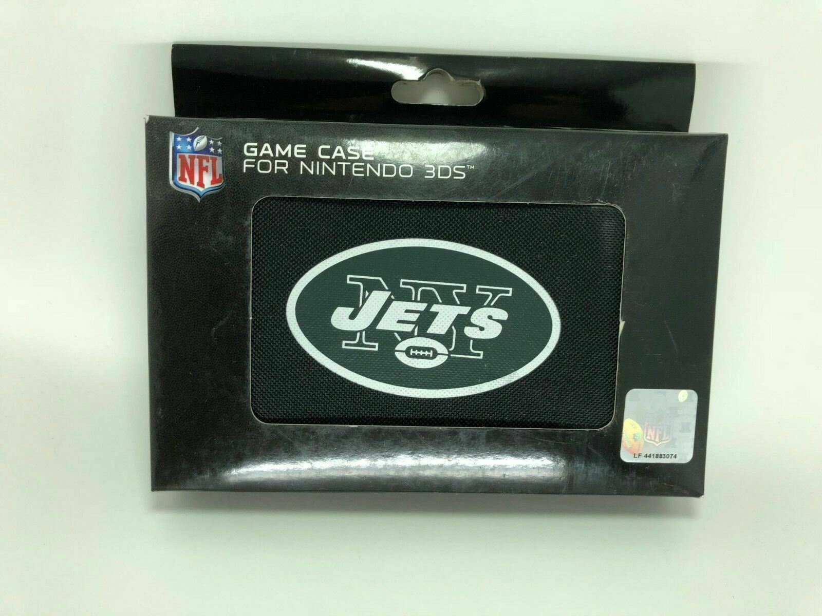 Primary image for NFL NY Jets NINTENDO SYSTEM travel CARRYING CASE for Nintendo 3DS