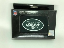 NFL NY Jets NINTENDO SYSTEM travel CARRYING CASE for Nintendo 3DS - $10.38