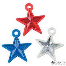 Patriotic Charms for Fun Loops - $3.09