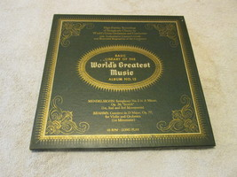 The Basic Library Of The World's Greatest Music... - $4.49