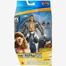 Mattel WWE ELITE WrestleMania Shawn Michaels Figure - $32.95