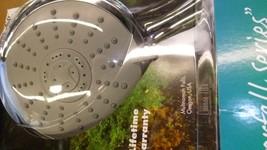 "ConservoCo "" Waterfall Series"" 5 Function Handheld Showerhead - $28.50"
