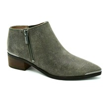 Lucky Brand Woman LK Kaedee Ankle Boot Size 5M Storm Powell Leather Side... - $39.59