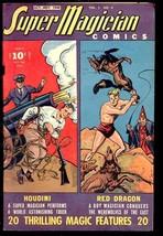 SUPER MAGICIAN V.5 #6-HOUDINI COVER!!! RARE!! VF - $303.13