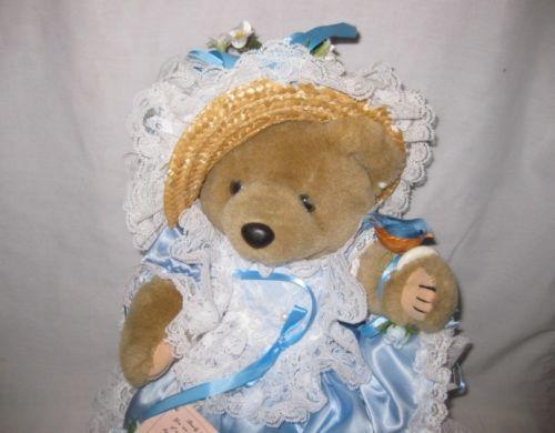 "So Sweet 15"" Bearly People Victorian Elegance Spring Maid BEAR"