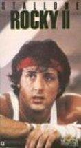 Rocky 2 [VHS] [VHS Tape]
