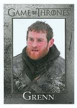 Game of Thrones trading card #76 2013 Grenn - $4.00