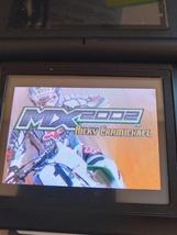 Nintendo Game Boy Advance GBA MX 2002 with Ricky Carmichael image 1