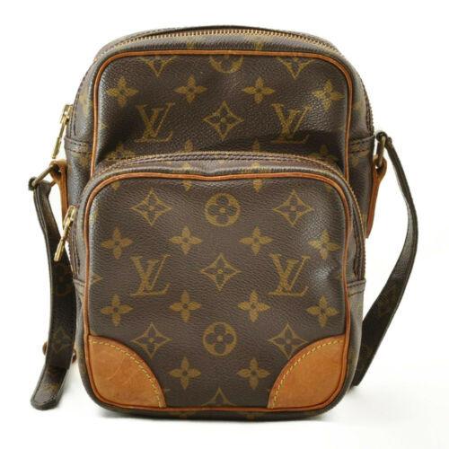 LOUIS VUITTON Monogram Amazon Shoulder Bag M45236 LV Auth 9683 **Sticky image 2