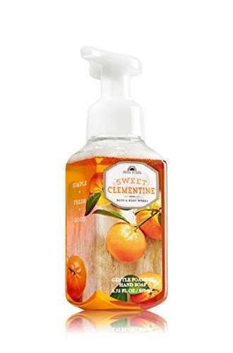 Bath & Body Works Gentle Foaming Hand Soap Sweet Clementine