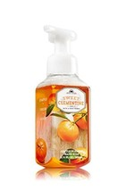 Bath & Body Works Gentle Foaming Hand Soap Sweet Clementine - $13.99