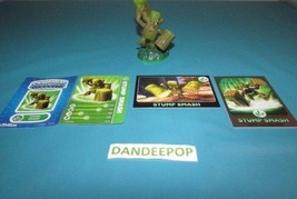 Skylanders First Edition Stump Smash W1120A W/ cards  Activision video Game - $7.67