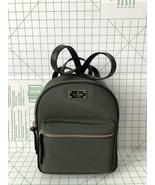 Kate Spade Small Bradley WKRU 4717 Wilson Road Nylon Backpack Evergreen - $89.99