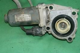 04-10 BMW E83 E53 X3 X5 Transfer Case 4WD 4x4 Shift Actuator Motor 0130008507 image 2