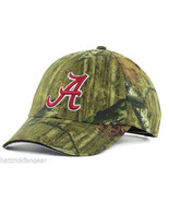 ALABAMA CRIMSON TIDE - OC SPORTS MOSSY OAK  NCAA SLAM CAP/HAT - OSFM - $18.04
