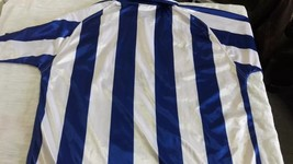 old vintage soccer  jersey Recreativo Huelva Spain . - $58.41