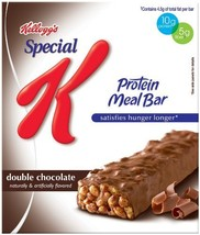 Special K Protein Meal Bar, Double Chocolate (1.59-Ounce), 8-Count Bars ... - $32.18