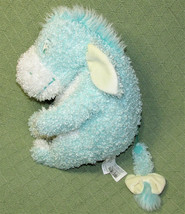 "12"" EEYORE GUMDROP MINT Plush DISNEY STORE Stuffed Animal Pooh Disney Cu... - $20.57"