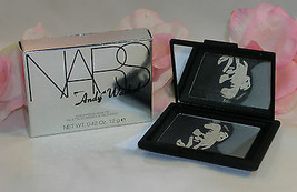 New NARS Andy Warhol Eye Shadow Palette Self Portrait #2 .42 OZ 12 G Ful... - $17.99