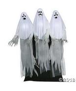 Haunting Ghost Trio Animated Halloween Decoration - $321.99